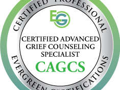 Certified Advanced Grief Counselling Specialist