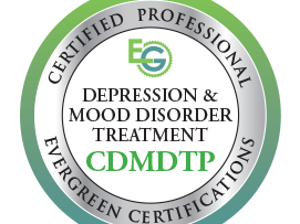 Certified Depression & Mood Disorder Specialist